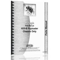 Hough H-25B Pay Loader Parts Manual