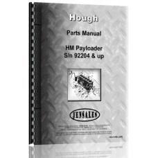Hough HM Pay Loader Parts Manual