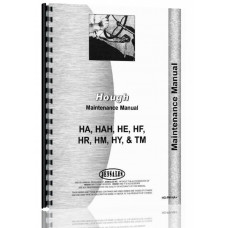 Hough HA Pay Loader Preventative Maintenance Manual