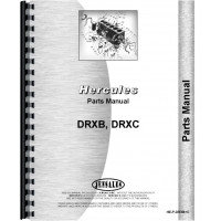 Hercules Engines DRXC Engine Parts Manual