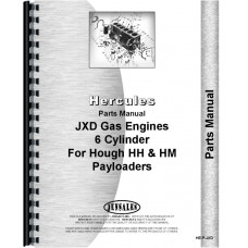 Hercules Engines JX Series Engine Parts Manual