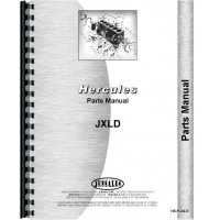 Hercules Engines JXLD Engine Parts Manual