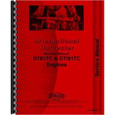 Hough D-120C Pay Dozer IH Engine Service Manual
