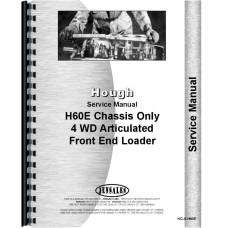 Hough H-60E Pay Loader Service Manual