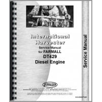Hough H-70 Pay Loader IH Engine Service Manual