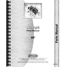 Hough HF Pay Loader Parts Manual (SN# 80001 to 85601)