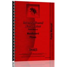 International Harvester 440 Plow Parts Manual