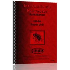 International Harvester UD9A Power Unit Parts Manual