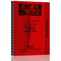 Farmall 1568 Tractor Service Manual
