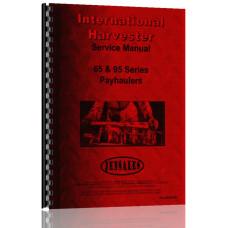 International Harvester 65 Payhauler Service Manual