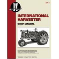 Farmall F20 Tractor Service Manual (IT Shop)
