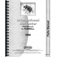 International Harvester 1586 Tractor Parts Manual