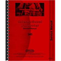 Farmall 340 Tractor Service Manual (Utility)