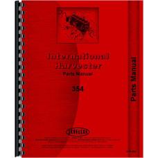International Harvester 2300 Industrial Tractor Parts Manual