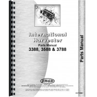 International Harvester 3588 Tractor Parts Manual