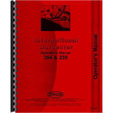 International Harvester 238 Indusrial Tractor Operators Manual