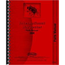 International Harvester 384 Tractor Parts Manual