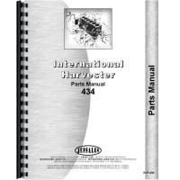 International Harvester 434 Tractor Parts Manual