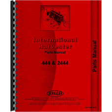 International Harvester 2444 Industrial Tractor Parts Manual
