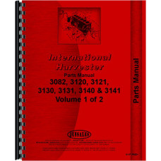 International Harvester 2424 Backhoe Attachment Parts Manual