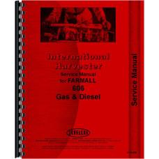 Farmall 606 Tractor Service Manual