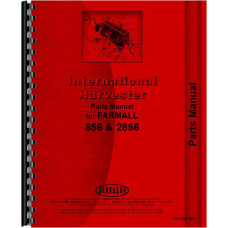 International Harvester 2856 Industrial Tractor Parts Manual