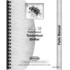 Farmall 966 Tractor Parts Manual