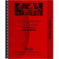 International Harvester 434 Tractor Service Manual