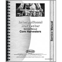 International Harvester Corn Pickers Service Manual