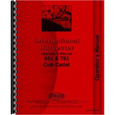 International Lawn & Garden Tractor Operators Manual (IH-O-CC682,782)