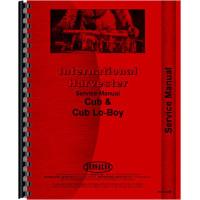Farmall Cub Tractor Service Manual (1964-1979)
