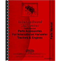 Farmall 460 Tractor Accessories Supplement Parts Manual (Accessories)