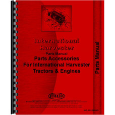 International Harvester U4 Tractor Accessories Supplement Parts Manual