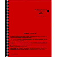 International Harvester TD9 Crawler Operators Manual (Equipment)
