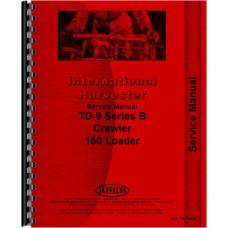 International Harvester TD9 Loader Service Manual (Chassis)