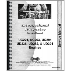 International Harvester UC263 Power Unit Service Manual
