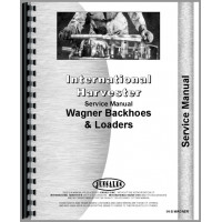 International Harvester 140 Wagner Loaders Service Manual