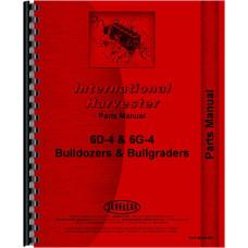 Farmall WT6 Tractor Parts Manual