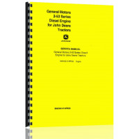 Detroit 0 Engine Service Manual
