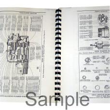 Caterpillar 6A Bulldozer attch. (2G501+, 3F1001+) - D6 Crawler (8U1+) Parts Manual