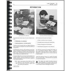 Owatonna 1700 Skid Steer Loader Service Manual