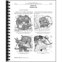 John Deere 4020 Tractor Service Manual (1963-72) (0-200999)