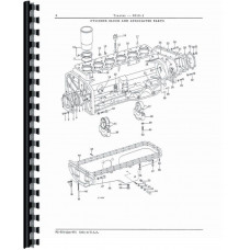 Case-IH 3220 Tractor Service Manual (7-69134)