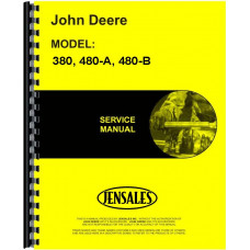 John Deere Forklift Service Manual