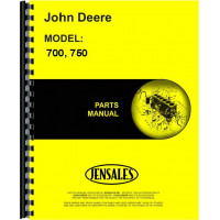 John Deere 750 Grinder-Mixer Parts Manual