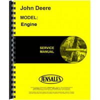 John Deere 2 Cylinder Distributors Service Manual