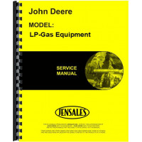 John Deere LP-Gas Equipment Service Manual