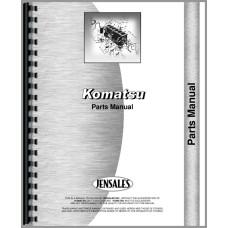 Komatsu Crawler Parts Manual (KOM-P-D150A-1+)