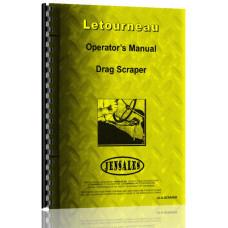 Le Tourneau Carryall & Drag Operators Manual