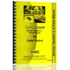 Le Tourneau R8 Cable Control Service Manual